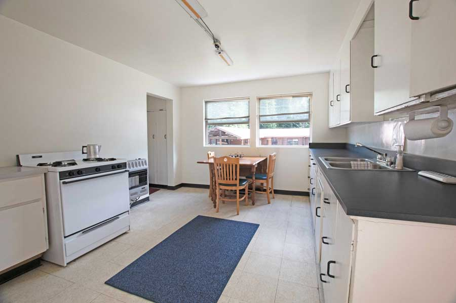 Rainier Apartment Kitchen Dining