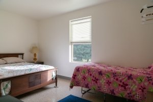 Upstairs Bedroom in Rainier Apartment